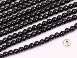 Black Spinel 4mm smooth(2)