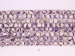 Dog Teeth Amethyst beads 12mm smooth(1)
