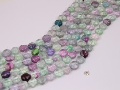 Fluorite coin 10mm smooth(1)