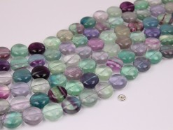 Fluorite coin 14mm smooth(1)
