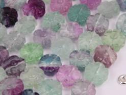 Fluorite flower 12mm(2)
