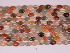 Multi-Rutilated Quartz oval 13x18mm smooth(1)
