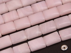 Pink Calcite rectangle 10x14mm smooth(2)
