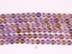 Ametrine beads 12mm smooth(1)