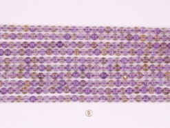 Ametrine beads 6mm smooth(1)