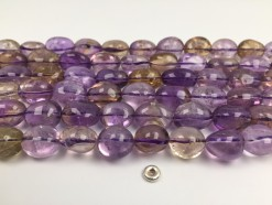Ametrine tumble 12x15mm smooth(1)