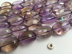 Ametrine tumble 14x18mm smooth(2)