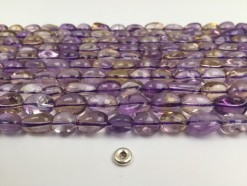 Ametrine tumble 8x11mm smooth(1)
