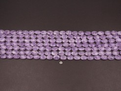 Lavender Amethyst oval 10x14mm faceted(1)