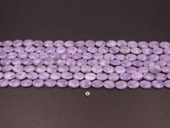 Lavender Amethyst oval 12x16mm faceted(1)