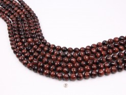 Red Tiger Eye AB beads 10mm 128faceted(1)