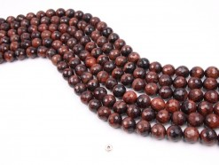Red Tiger Eye AB beads 12mm 128faceted(1)
