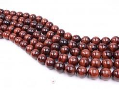 Red Tiger Eye AB beads 16mm smooth(1)