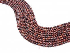 Red Tiger Eye AB beads 6mm smooth(1)