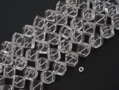 Crystal cube 12x12mm(2)